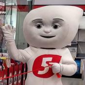 «5 элемент» открыл свой флагманский магазин в ТРЦ Dana Mall