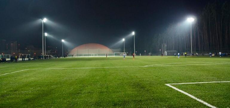 Гендиректор «Алми» построил в Пинске Академию футбола