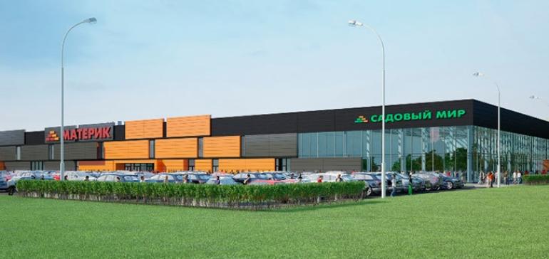В Гродно открылся крупнейший в Беларуси строительный гипермаркет