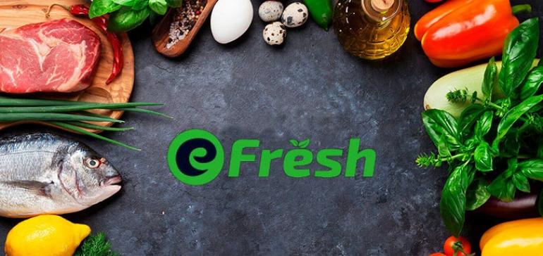 Интернет-гипермаркет «Е-доставка» запустил новый сервис E-Fresh