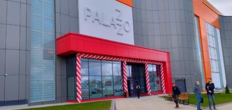 Минский ТРЦ Palazzo откроется 31 октября с 30%-й заполненностью арендаторами (фото)