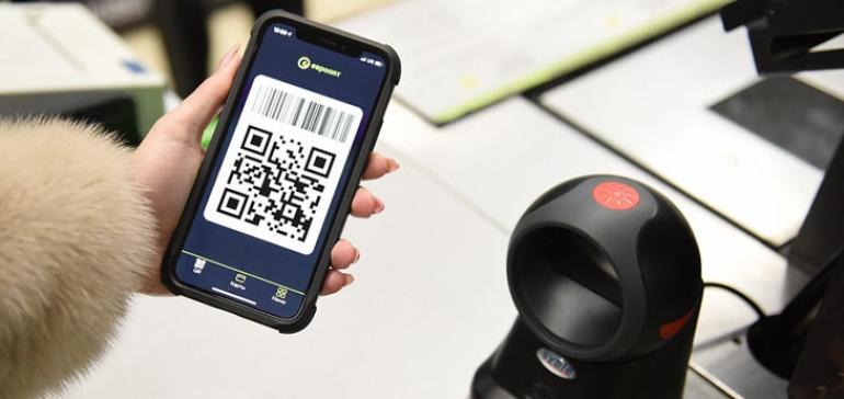 «Евроопт» решил создать свою систему бесконтактных платежей Smart Pay