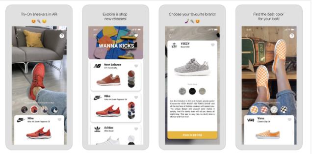 Беларусский AR-стартап Wannaby сервис для виртуальной примерки обуви