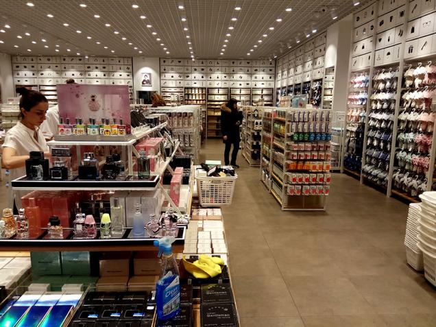 58374766758328 В Беларуси открылся первый магазин японской сети Miniso