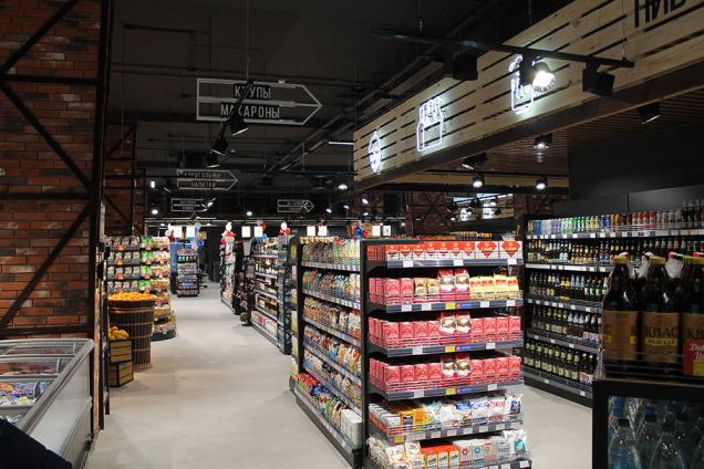 «Виталюр» открыл супермаркет в Минске 53-й магазин сети Виталюр