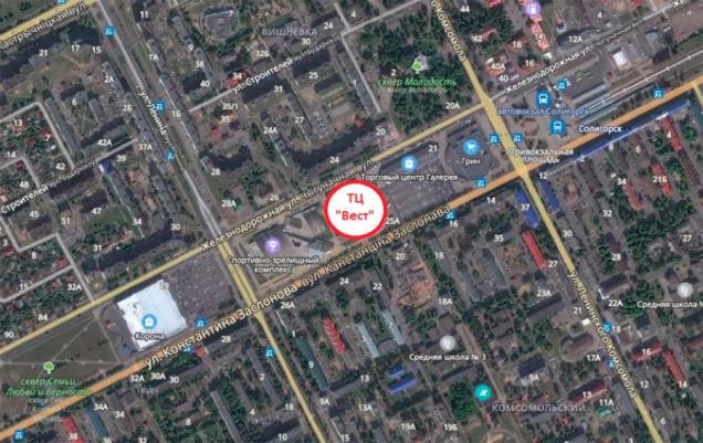 В Солигорске открыт fashion-центр ТРЦ «Вест» «Твоя столица • Недвижимость для бизнеса»