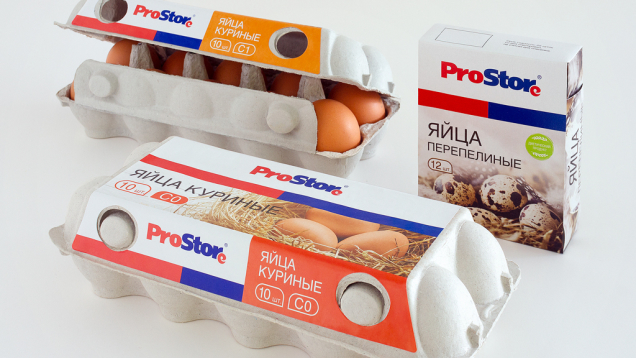Prostore обновил дизайн продуктов, которые предлагаются в качестве СТМ