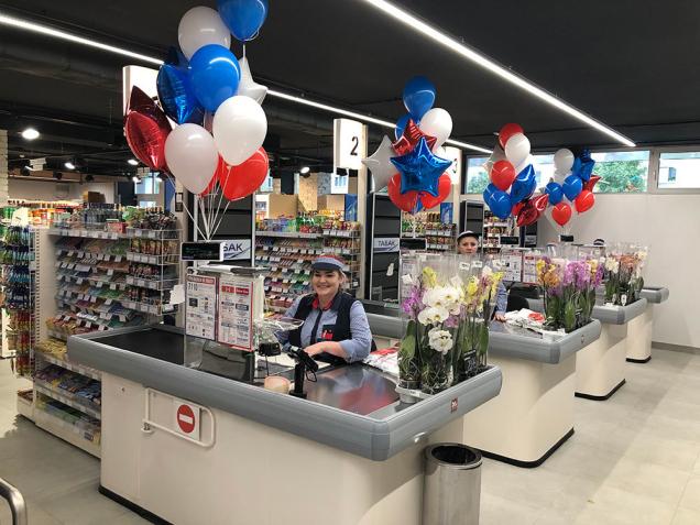 «Виталюр» 10 июля открыл в Минске 55-ый магазин своей сети Минск, ул. Плеханова, 34