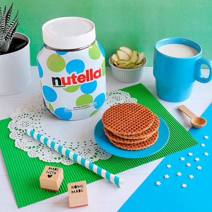Ferrero Ogilvy & Mather Italia Nutella Unica